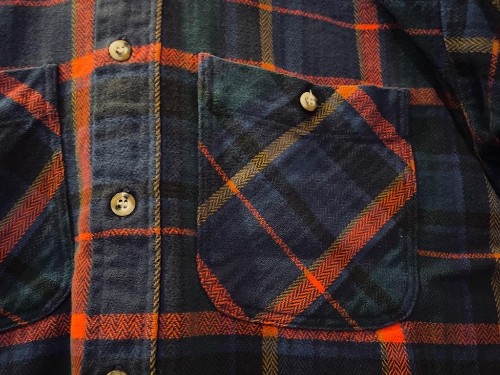 マグネッツ神戸店 9/5(土)秋Superior入荷! #4 Made in U.S.A. Flannel Shirt_c0078587_13034637.jpg