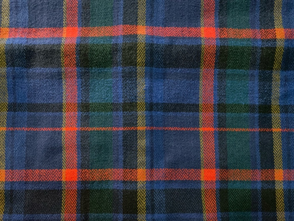 マグネッツ神戸店 9/5(土)秋Superior入荷! #4 Made in U.S.A. Flannel Shirt_c0078587_13034641.jpg