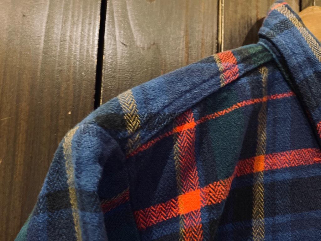 マグネッツ神戸店 9/5(土)秋Superior入荷! #4 Made in U.S.A. Flannel Shirt_c0078587_13034664.jpg