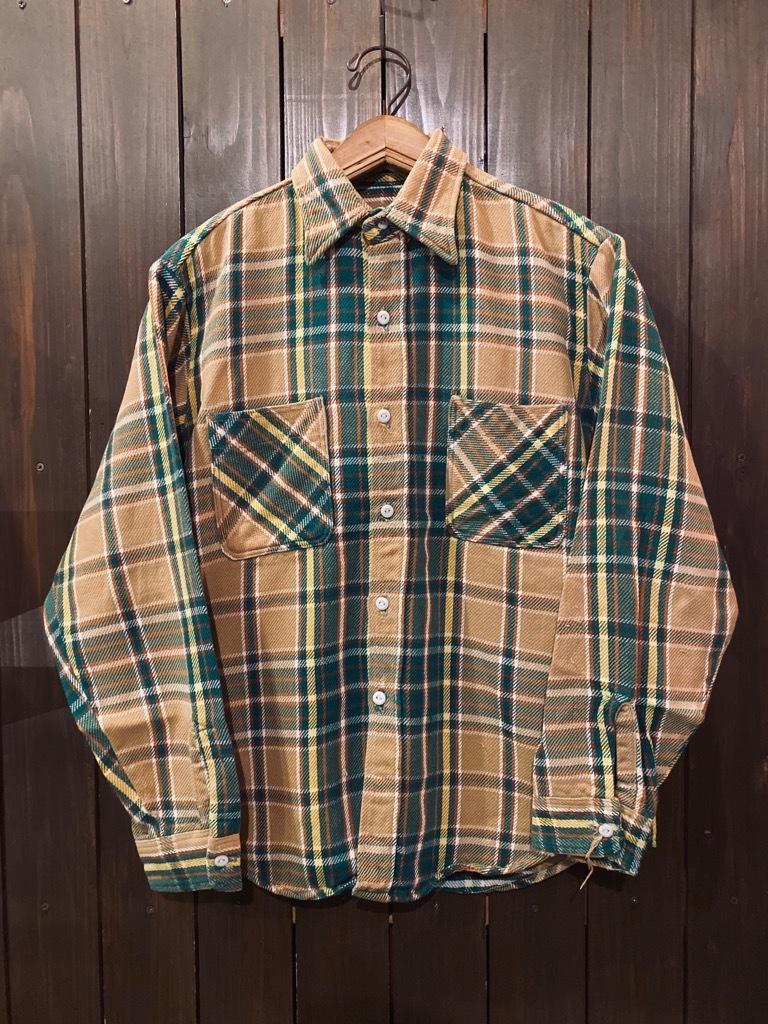 マグネッツ神戸店 9/5(土)秋Superior入荷! #4 Made in U.S.A. Flannel Shirt_c0078587_13041495.jpg
