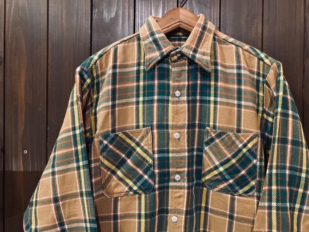 マグネッツ神戸店 9/5(土)秋Superior入荷! #4 Made in U.S.A. Flannel Shirt_c0078587_13041523.jpg
