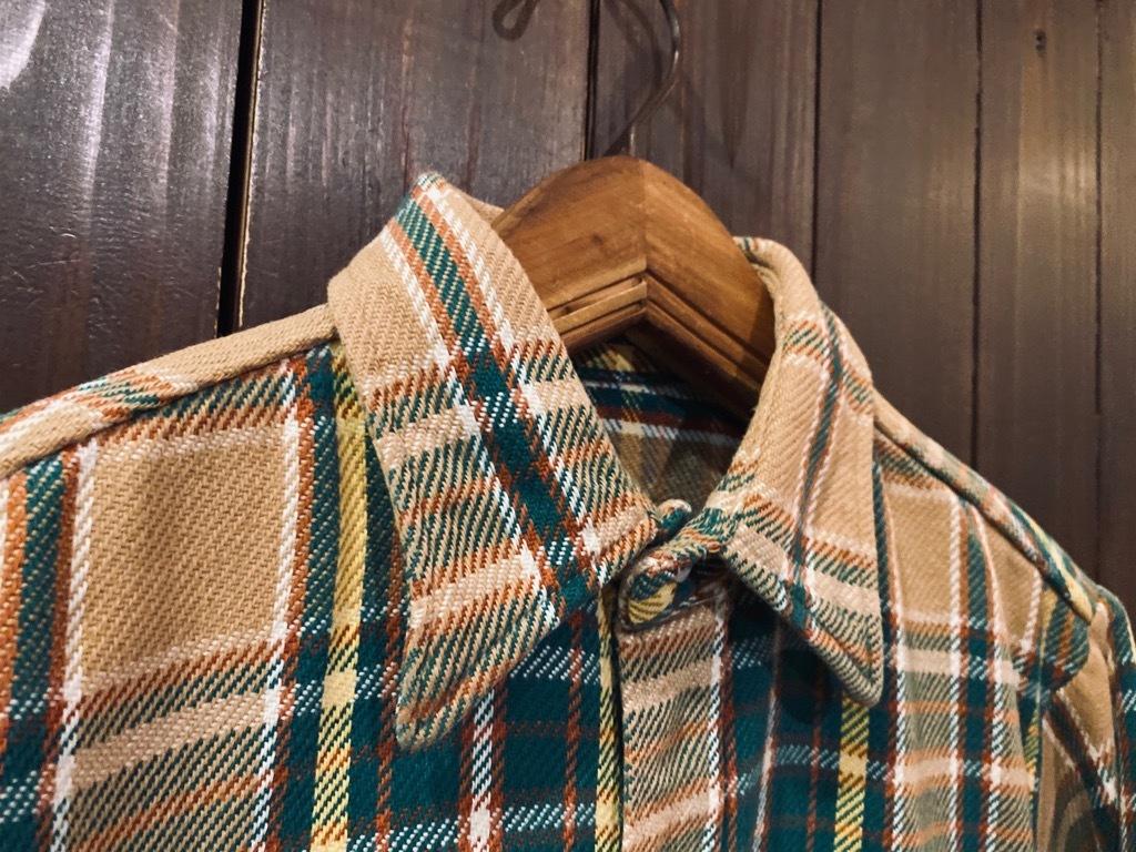 マグネッツ神戸店 9/5(土)秋Superior入荷! #4 Made in U.S.A. Flannel Shirt_c0078587_13041532.jpg