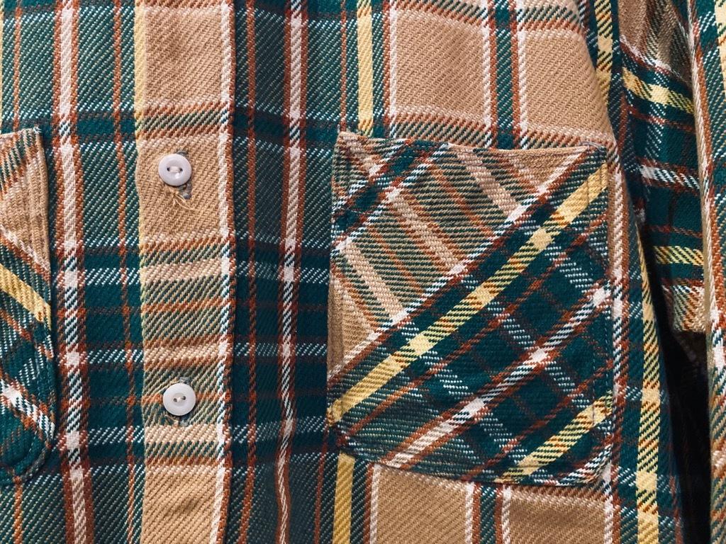 マグネッツ神戸店 9/5(土)秋Superior入荷! #4 Made in U.S.A. Flannel Shirt_c0078587_13041591.jpg