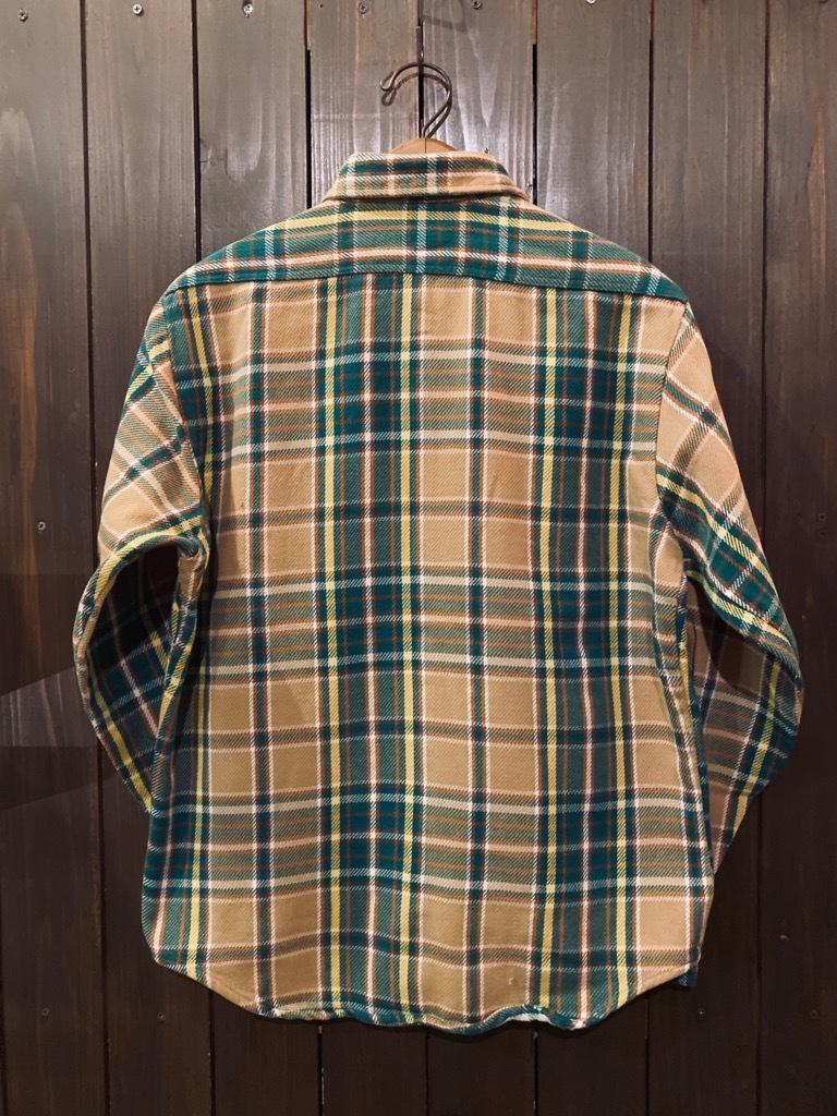 マグネッツ神戸店 9/5(土)秋Superior入荷! #4 Made in U.S.A. Flannel Shirt_c0078587_13041657.jpg