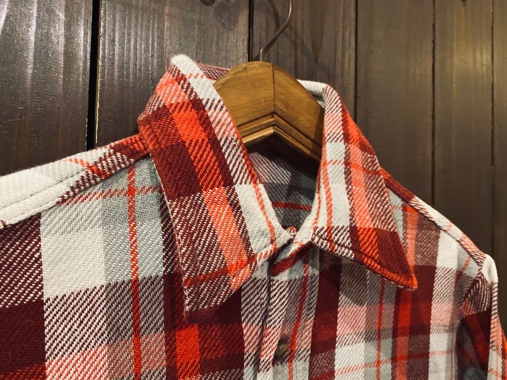 マグネッツ神戸店 9/5(土)秋Superior入荷! #4 Made in U.S.A. Flannel Shirt_c0078587_13044814.jpg