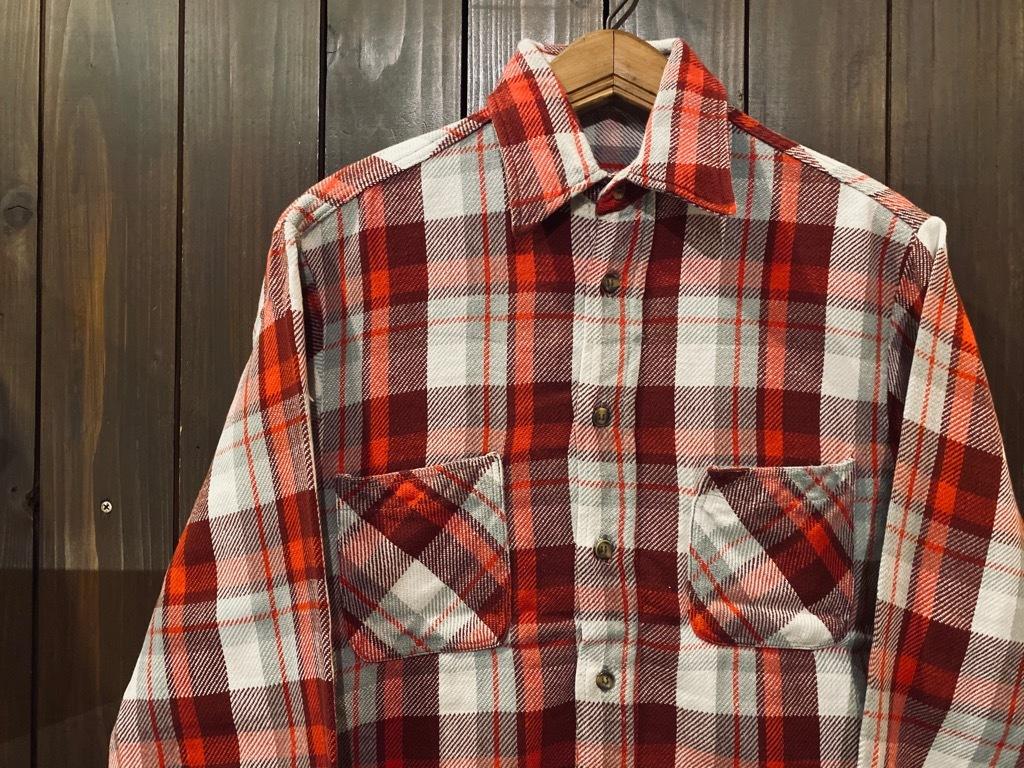 マグネッツ神戸店 9/5(土)秋Superior入荷! #4 Made in U.S.A. Flannel Shirt_c0078587_13052028.jpg
