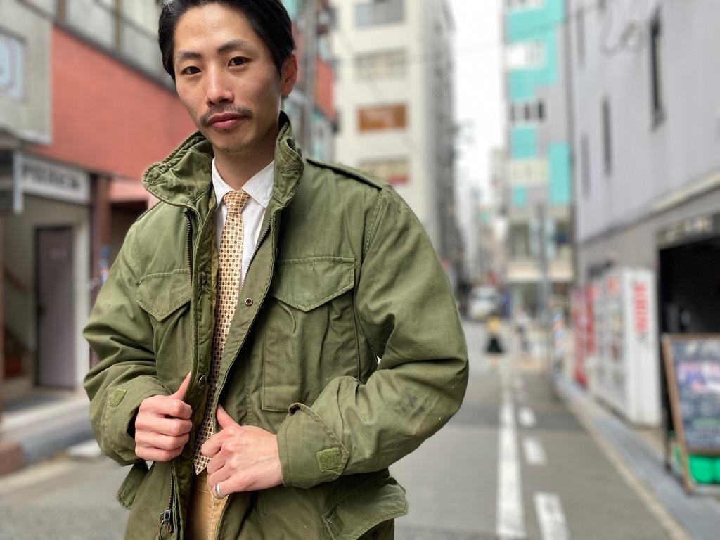 マグネッツ神戸店 9/5(土)秋Superior入荷! #5 Military Item Part1!!!_c0078587_17292508.jpg