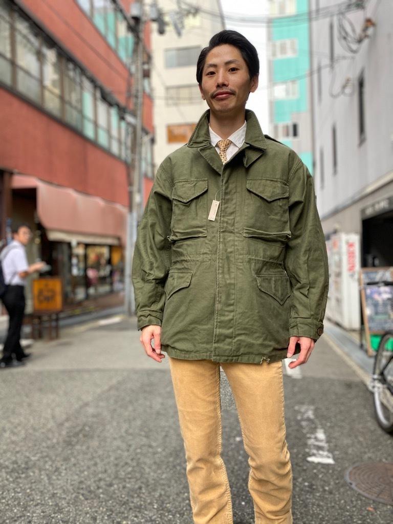 マグネッツ神戸店 9/5(土)秋Superior入荷! #5 Military Item Part1!!!_c0078587_17312532.jpg