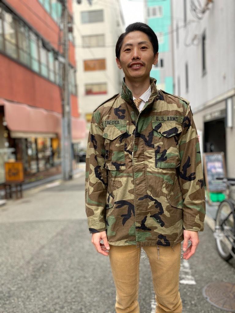マグネッツ神戸店 9/5(土)秋Superior入荷! #5 Military Item Part1!!!_c0078587_17340409.jpg