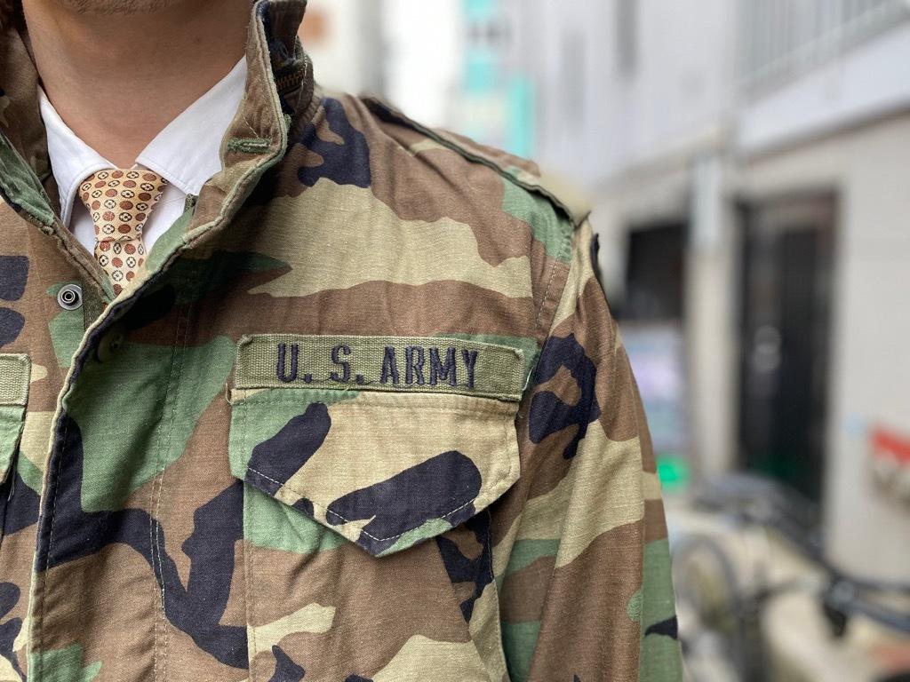 マグネッツ神戸店 9/5(土)秋Superior入荷! #5 Military Item Part1!!!_c0078587_17340448.jpg