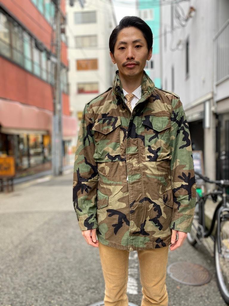 マグネッツ神戸店 9/5(土)秋Superior入荷! #5 Military Item Part1!!!_c0078587_17363435.jpg