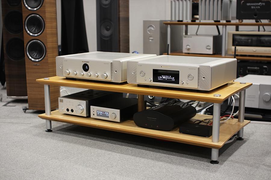 マランツ SACD 30n 展示機導入しました。_e0404728_10530686.jpg