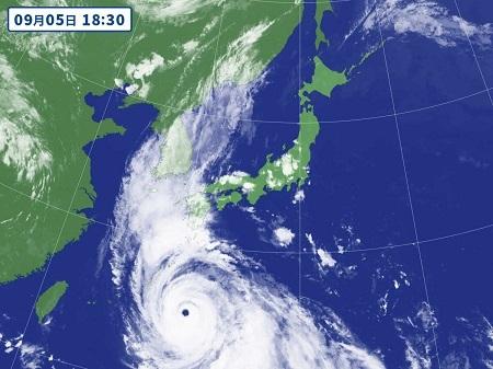 20.9.5 台風10号、接近中_b0100730_19262127.jpg