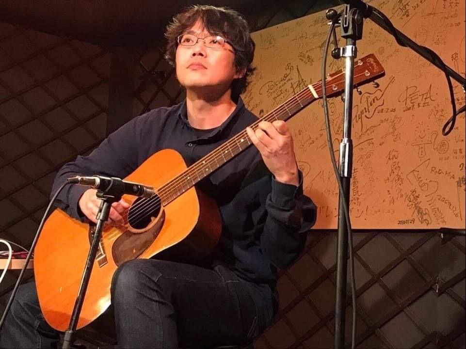 10月の久茂 Real Acoustic Live_a0334793_21341544.jpg