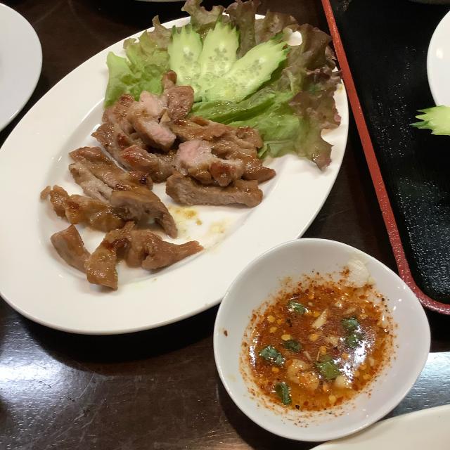 タイ料理 四日市「メーパオ」わずか1時間でタイへ行って来たよう。_a0334793_23412872.jpg