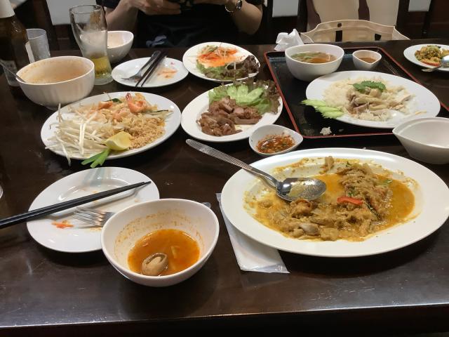 タイ料理 四日市「メーパオ」わずか1時間でタイへ行って来たよう。_a0334793_23423315.jpg