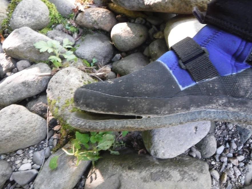夏の終わりに余別川で沢登り_d0198793_01001805.jpg