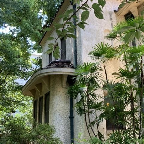 「九段ハウス」(旧山口萬吉邸)見学ツアー_d0001599_14460596.jpeg