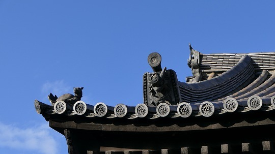 国内出張2019年11月-第三日目ー方広寺のこと、太閤塀・南大門_c0153302_15421188.jpg