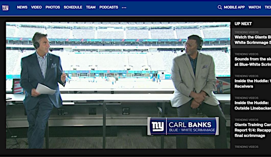 ニューヨーク・ジャイアンツ(New York Giants)が、バーチャル・キックオフ・イベント開催へ_b0007805_01263270.jpg