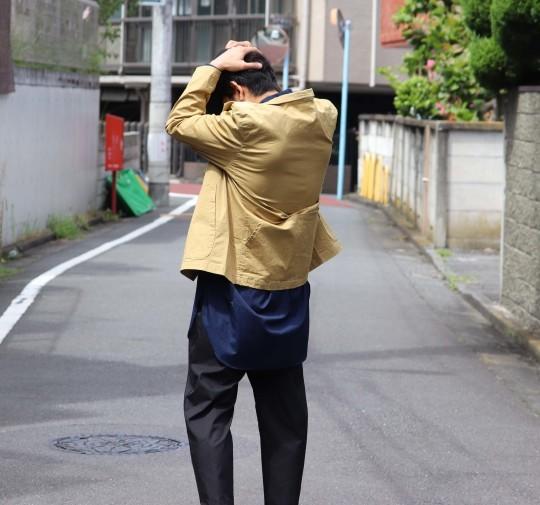 【初秋ジャケットコーデ!】_d0174308_13470246.jpg