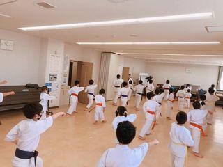 日曜空手 新琴似・新川教室_c0118332_12265014.jpg