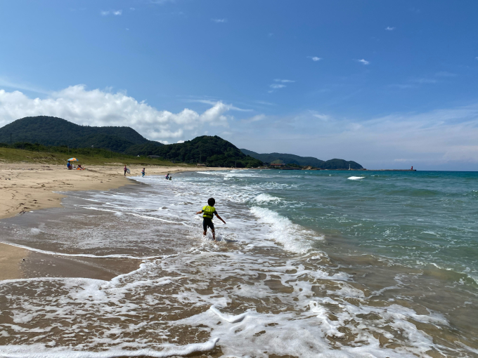 久美浜★海遊びの旅(1日目)_c0113733_01245973.jpg