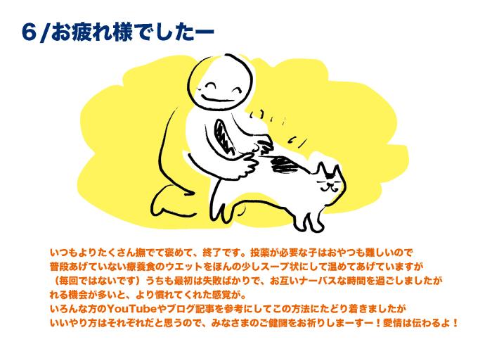 プチコのこと_2 #猫 慢性腎臓病 #投薬方法_e0026053_14074462.jpg