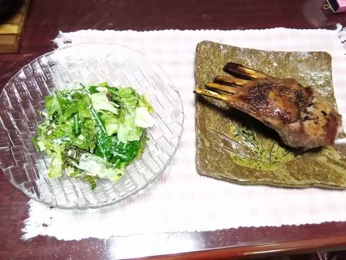 塩糖水料理で、晩ごはん_f0395164_22285063.jpg