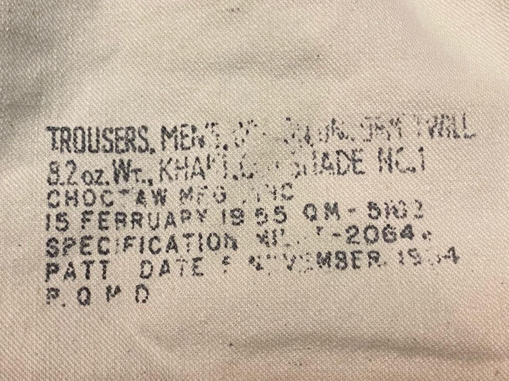 枯渇高騰!!U.S.Army KhakiChinoTrousers!!(マグネッツ大阪アメ村店)_c0078587_12333744.jpg