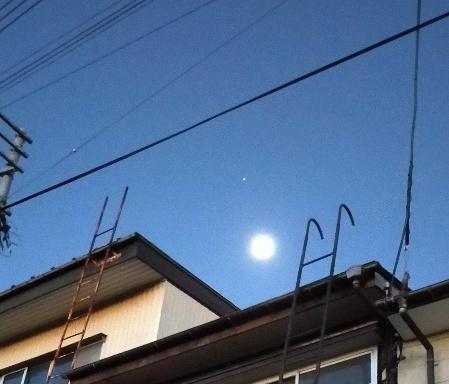 20200906 【自然】月と星_b0013099_08395355.jpg