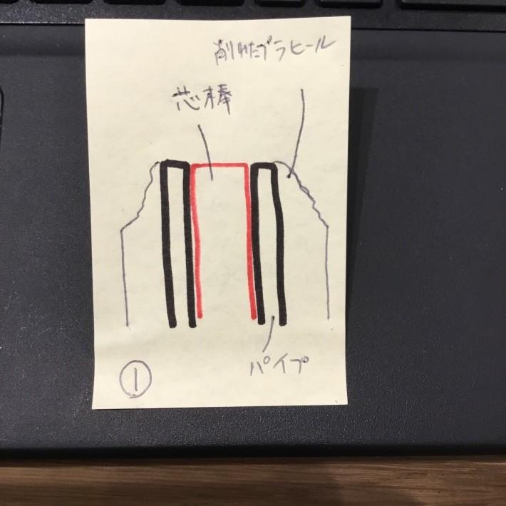 【猿でもわかる】ピンヒール修理を徹底図解!_f0283816_12051167.jpeg