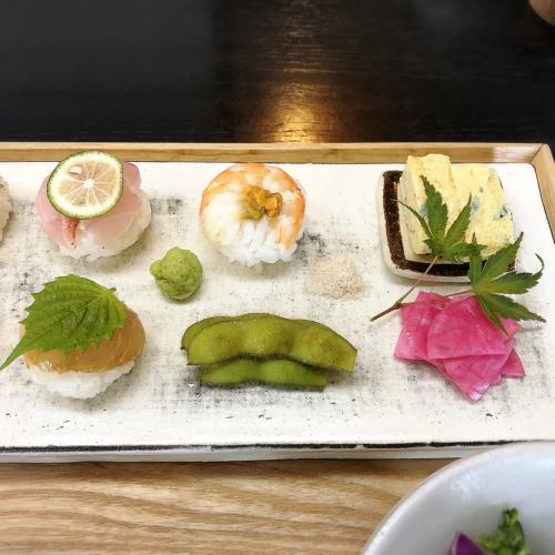 寿司魚九@2_e0292546_23253101.jpg