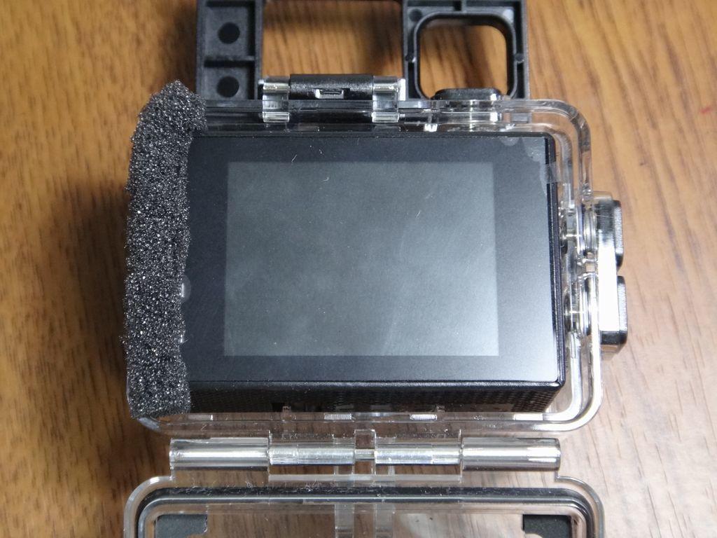 久々のアクションカメラ その8 ・・・ 風切音対策の簡素化を試みたものの・・・_f0004270_22344513.jpg