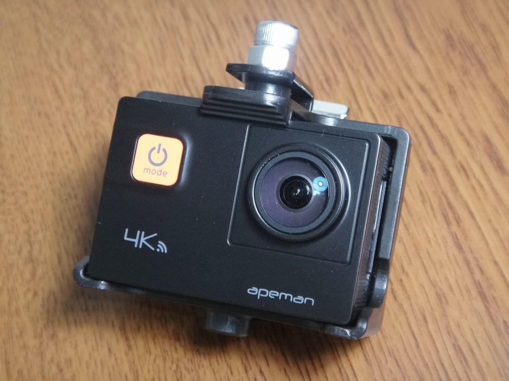 久々のアクションカメラ その8 ・・・ 風切音対策の簡素化を試みたものの・・・_f0004270_22560367.jpg