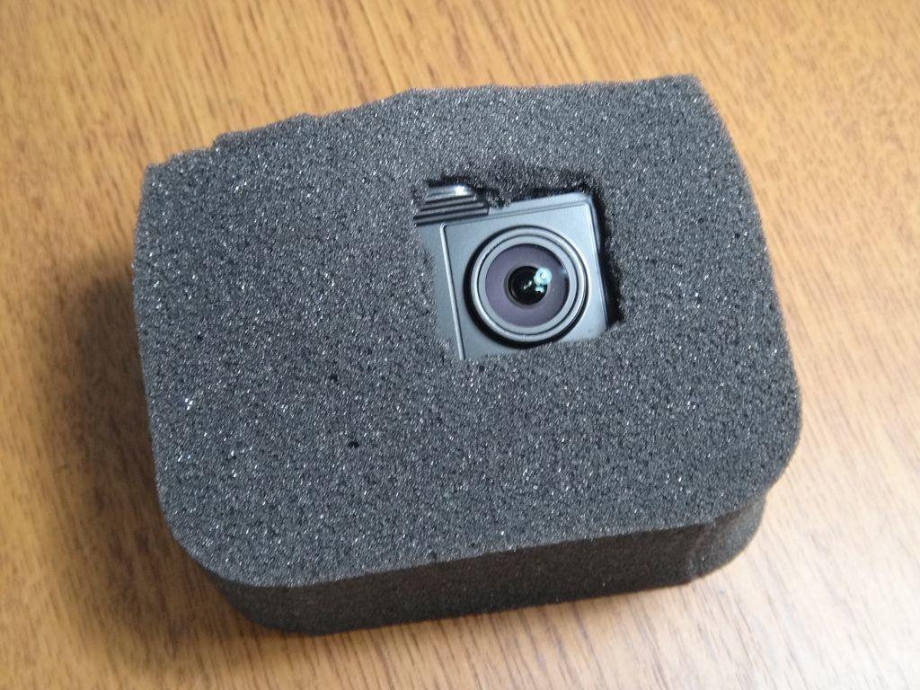 久々のアクションカメラ その8 ・・・ 風切音対策の簡素化を試みたものの・・・_f0004270_22562872.jpg