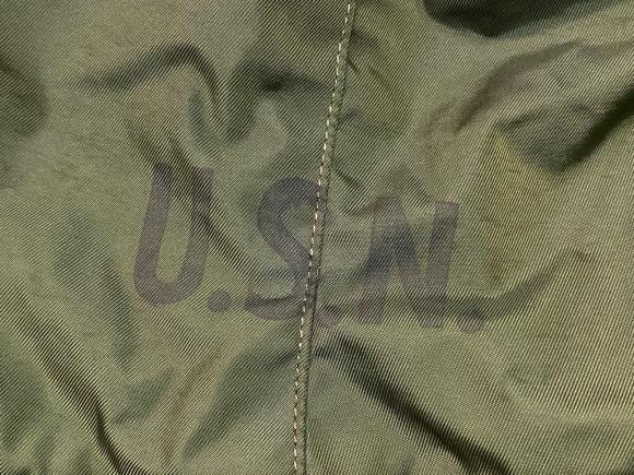 9月12日(土)大阪店冬物スーペリア入荷!!#1 U.S.AirForce&Navy編!!AN-J-4、G-1、MA-1&ColdWeatherDeckJKT!!_c0078587_16531122.jpg