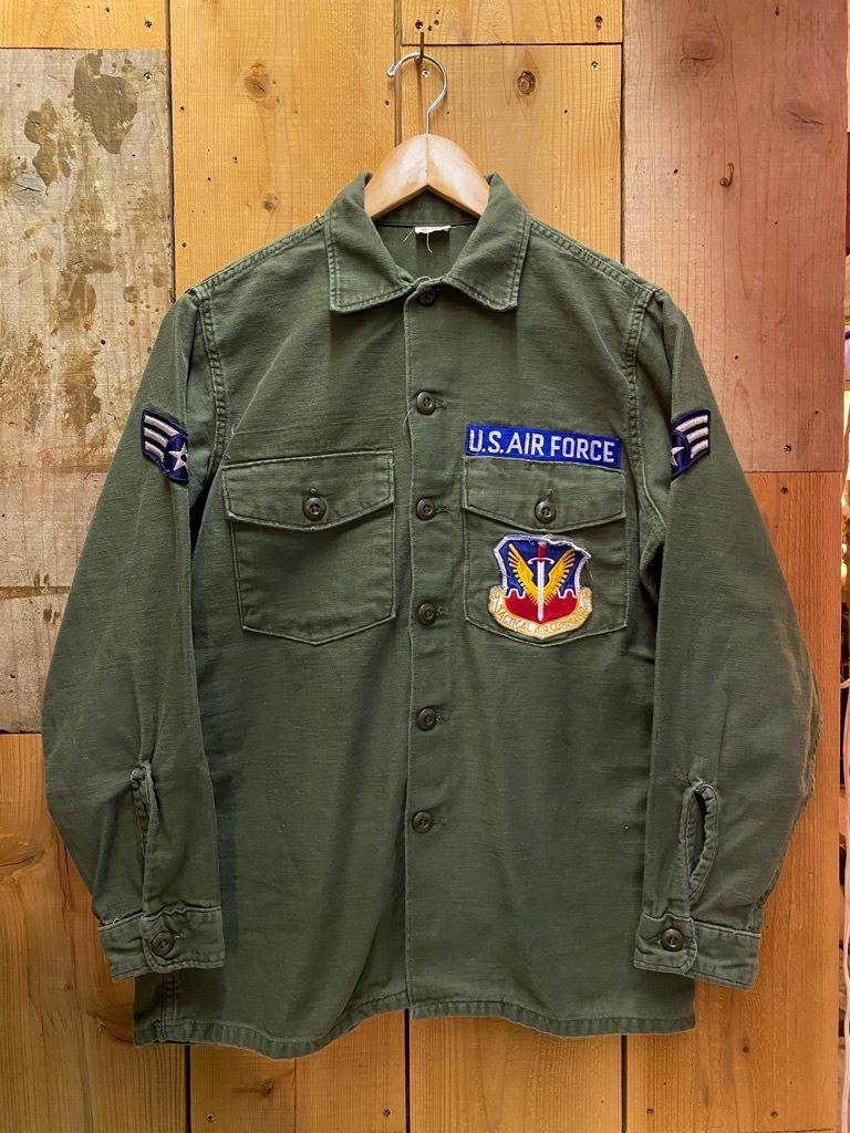 9月12日(土)大阪店冬物スーペリア入荷!!#1 U.S.AirForce&Navy編!!AN-J-4、G-1、MA-1&ColdWeatherDeckJKT!!_c0078587_17044267.jpg