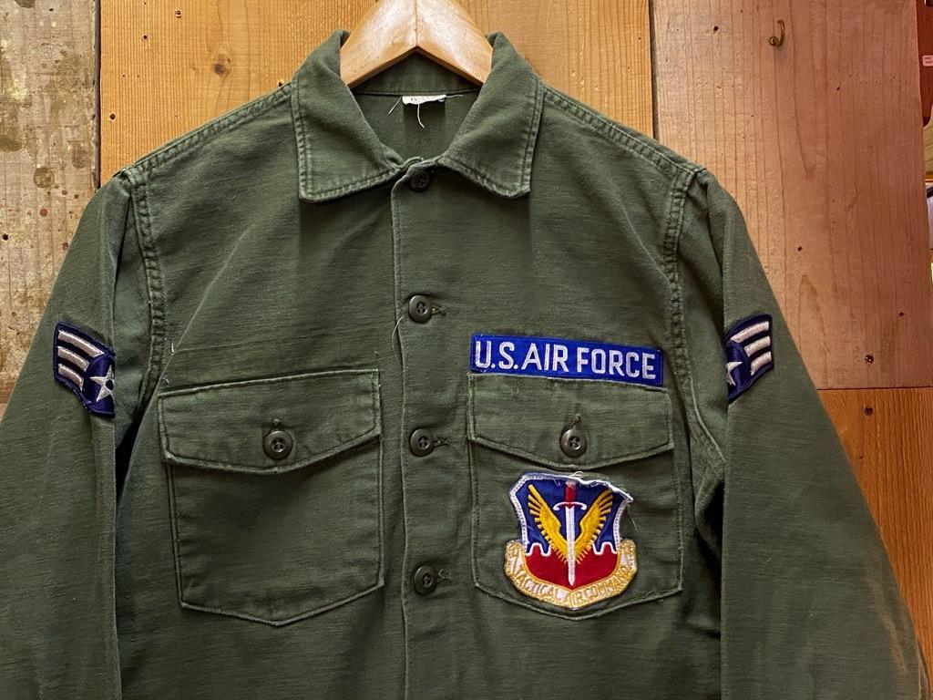 9月12日(土)大阪店冬物スーペリア入荷!!#1 U.S.AirForce&Navy編!!AN-J-4、G-1、MA-1&ColdWeatherDeckJKT!!_c0078587_17044339.jpg