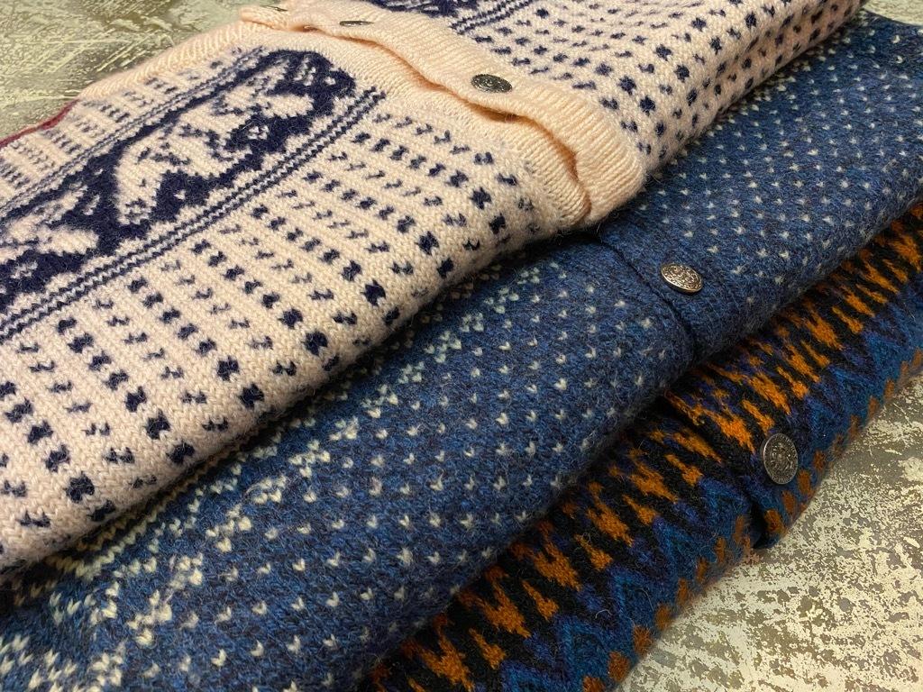 9月12日(土)大阪店冬物スーペリア入荷!!#2 KnitSweater編!!Cowichan,CamelHair&Nordic!!_c0078587_17200028.jpg