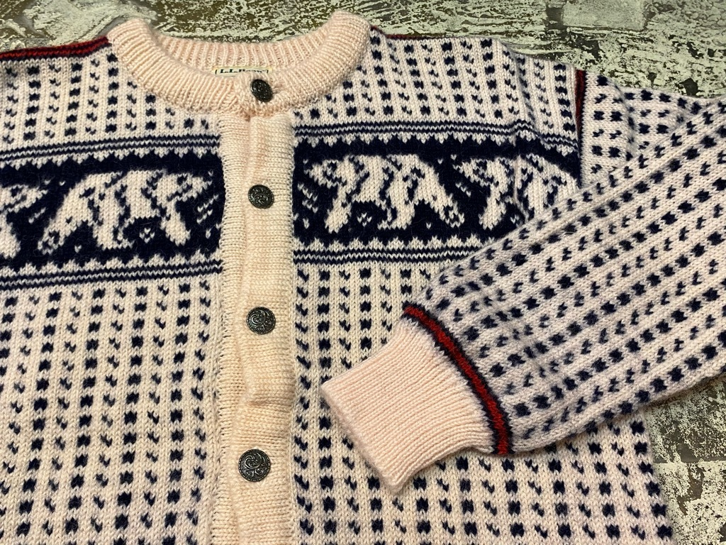 9月12日(土)大阪店冬物スーペリア入荷!!#2 KnitSweater編!!Cowichan,CamelHair&Nordic!!_c0078587_17200555.jpg