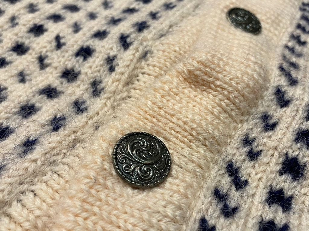 9月12日(土)大阪店冬物スーペリア入荷!!#2 KnitSweater編!!Cowichan,CamelHair&Nordic!!_c0078587_17200804.jpg