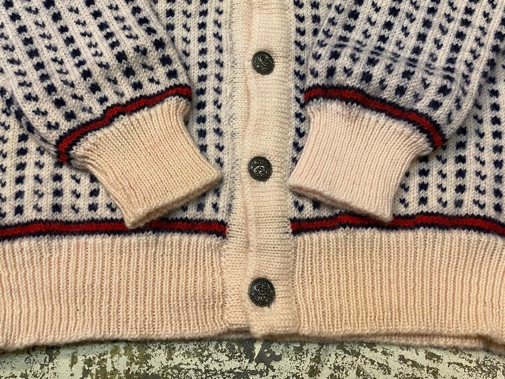 9月12日(土)大阪店冬物スーペリア入荷!!#2 KnitSweater編!!Cowichan,CamelHair&Nordic!!_c0078587_17201041.jpg