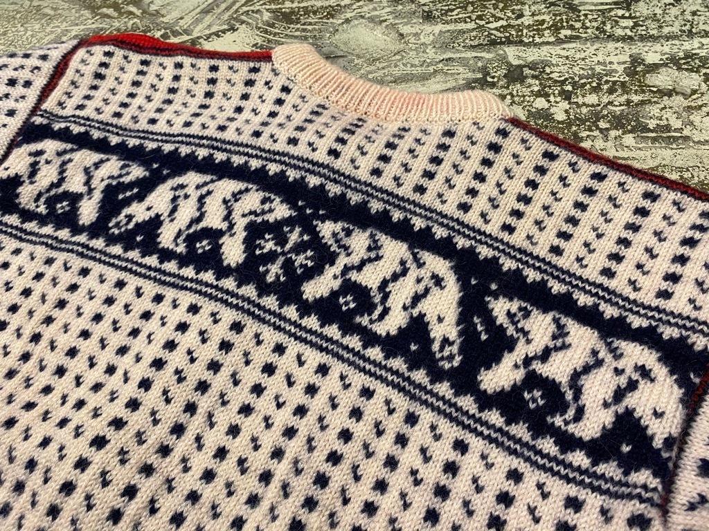 9月12日(土)大阪店冬物スーペリア入荷!!#2 KnitSweater編!!Cowichan,CamelHair&Nordic!!_c0078587_17201425.jpg