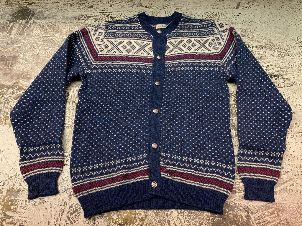 9月12日(土)大阪店冬物スーペリア入荷!!#2 KnitSweater編!!Cowichan,CamelHair&Nordic!!_c0078587_17210372.jpg