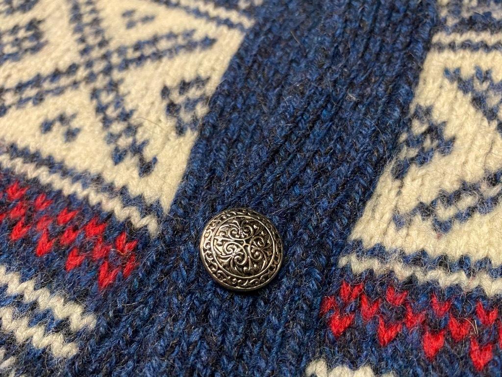 9月12日(土)大阪店冬物スーペリア入荷!!#2 KnitSweater編!!Cowichan,CamelHair&Nordic!!_c0078587_17210815.jpg