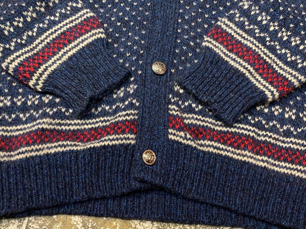 9月12日(土)大阪店冬物スーペリア入荷!!#2 KnitSweater編!!Cowichan,CamelHair&Nordic!!_c0078587_17211039.jpg