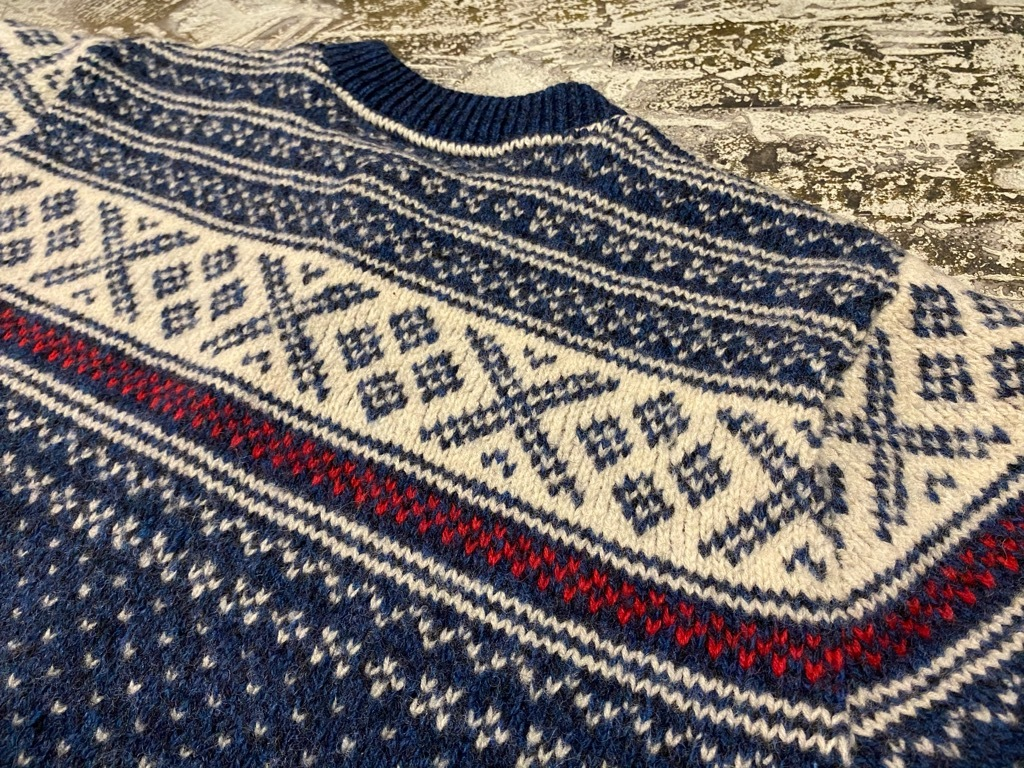 9月12日(土)大阪店冬物スーペリア入荷!!#2 KnitSweater編!!Cowichan,CamelHair&Nordic!!_c0078587_17211670.jpg