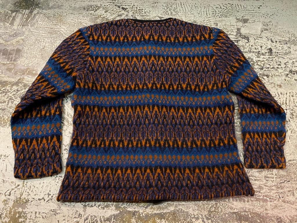 9月12日(土)大阪店冬物スーペリア入荷!!#2 KnitSweater編!!Cowichan,CamelHair&Nordic!!_c0078587_17213048.jpg