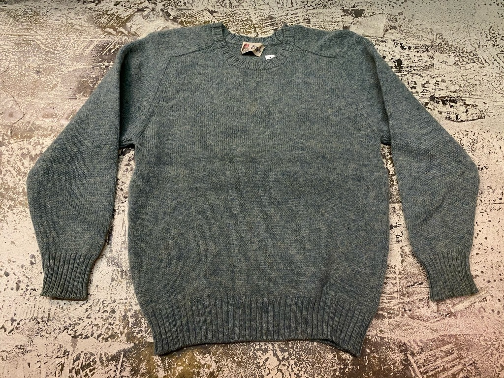 9月12日(土)大阪店冬物スーペリア入荷!!#2 KnitSweater編!!Cowichan,CamelHair&Nordic!!_c0078587_17233846.jpg